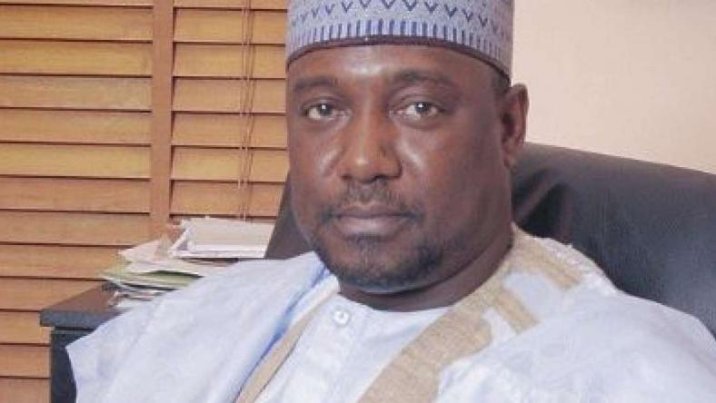 Governor of Niger State, Abubakar Bello.