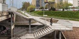 Wyremontują schody na Kurpińskiego