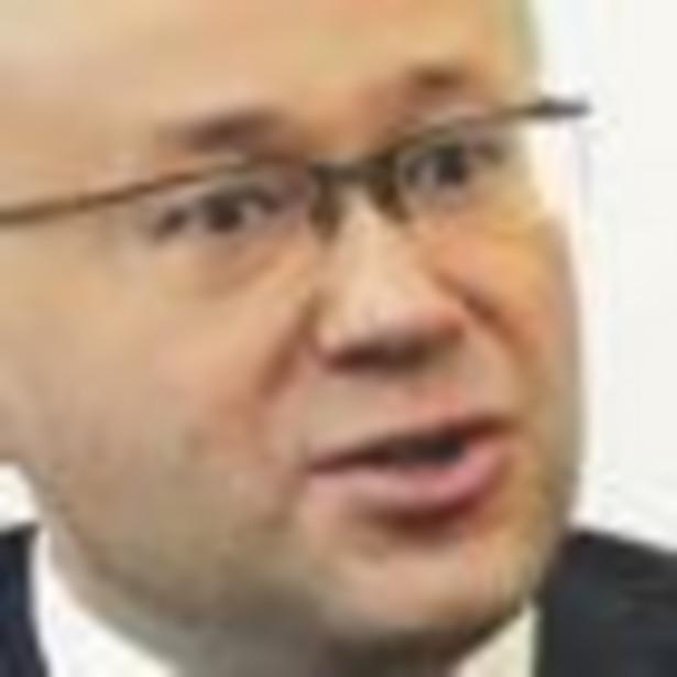 Jacek Czaja, podsekretarz stanu w Ministerstwie Sprawiedliwości Fot. Wojciech Górski