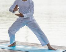 Tai chi to sztuka walki niemal dla każdego