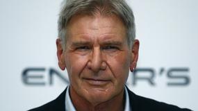 Internauci śmieją się z wypadku Harrisona Forda