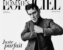 """Francuska wersja """"L'Officiel Hommes"""" istnieje od 12 lat."""
