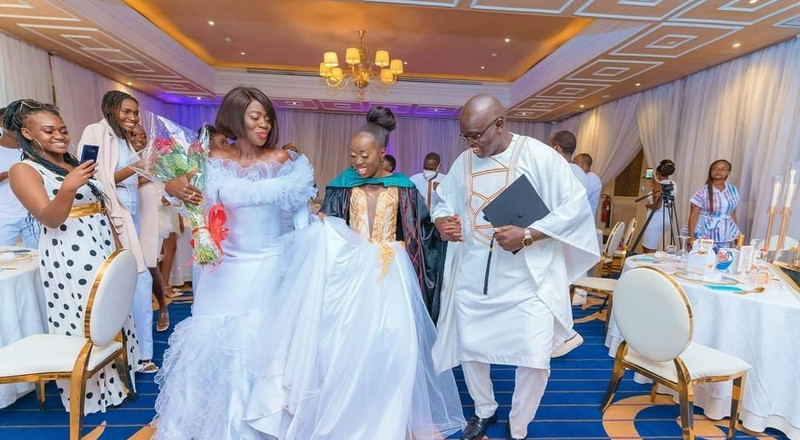 It took me 6 years to let go- Akothee opens up on divorce with ex-hubby Jared Okello after daughter's graduation party