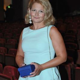 Dominika Ostałowska dziwnie wygląda...