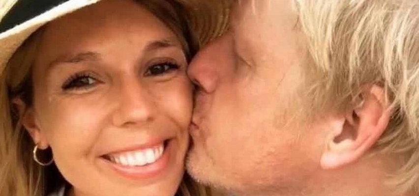 Premier Johnson i Carrie Symonds w sekrecie wzięli ślub