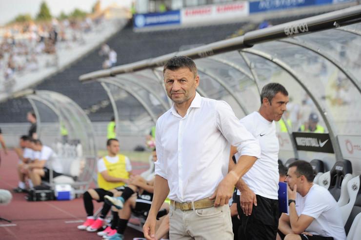 FK Partizan, FK Mačva