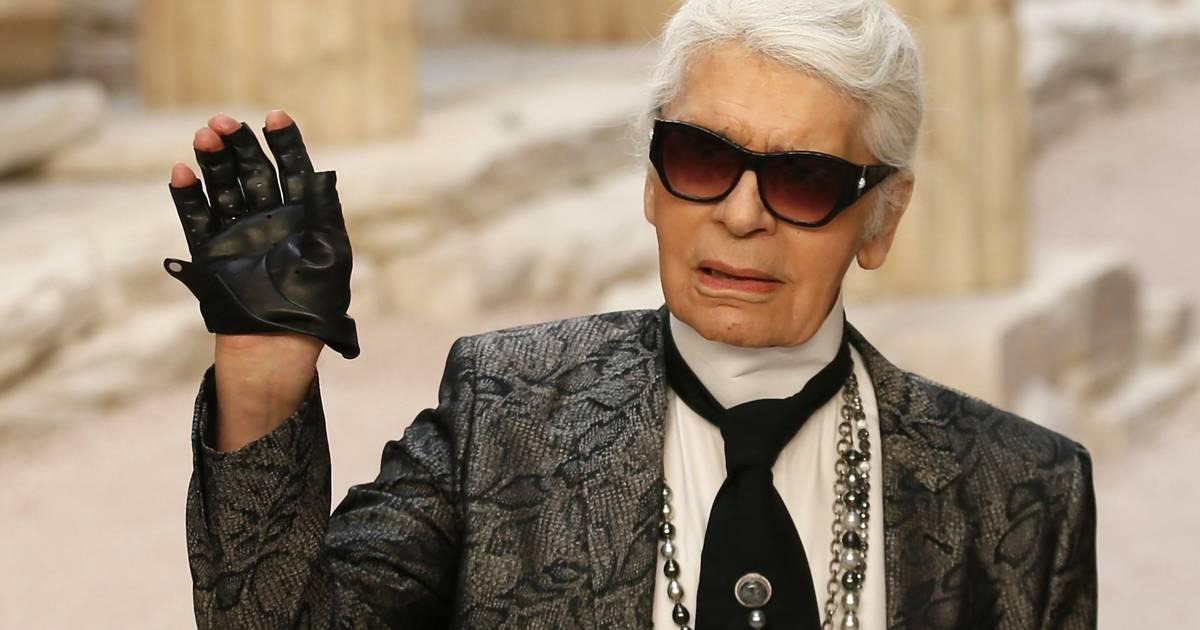 Hommage an Karl Lagerfeld in Paris geplant