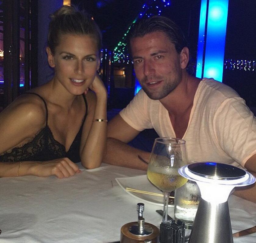 Piłkarz Borussii już po ślubie