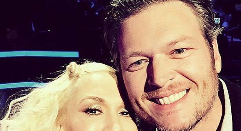 Gwen Stefani, Blake Shelton dating