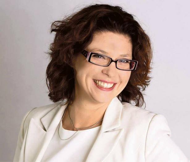 Hanna Marliere, ekspertka gospodarki odpadami, biolog środowiska, dyrektor Green Management Group fot. Materiały prasowe