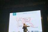 1 Igor Graic predstavlja projekat Love Wall u Dubajiu na Globalnom forumu mladih foto Privatna arhiva (1)