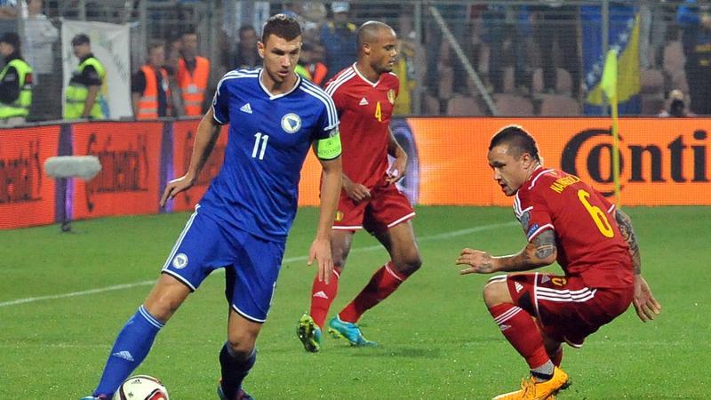 Bośnia i Hercegowina-Belgia