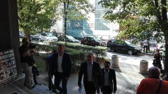 Lutovac i Zelenović