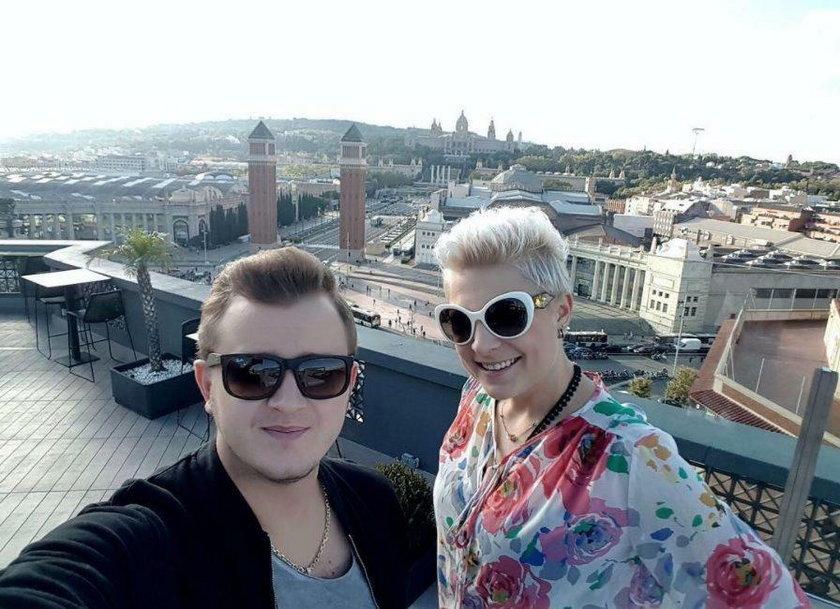 Dawid i Magdalena Narożna