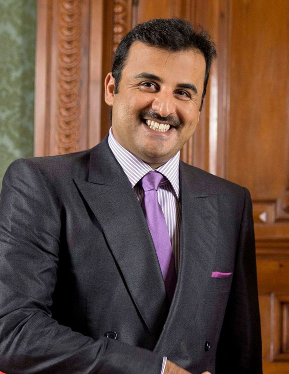Tamim bin Hamad al Tani