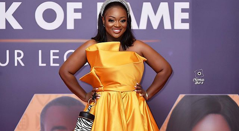 We are treated well in Nigeria; Jackie Appiah on why she shoots Nollywood movies