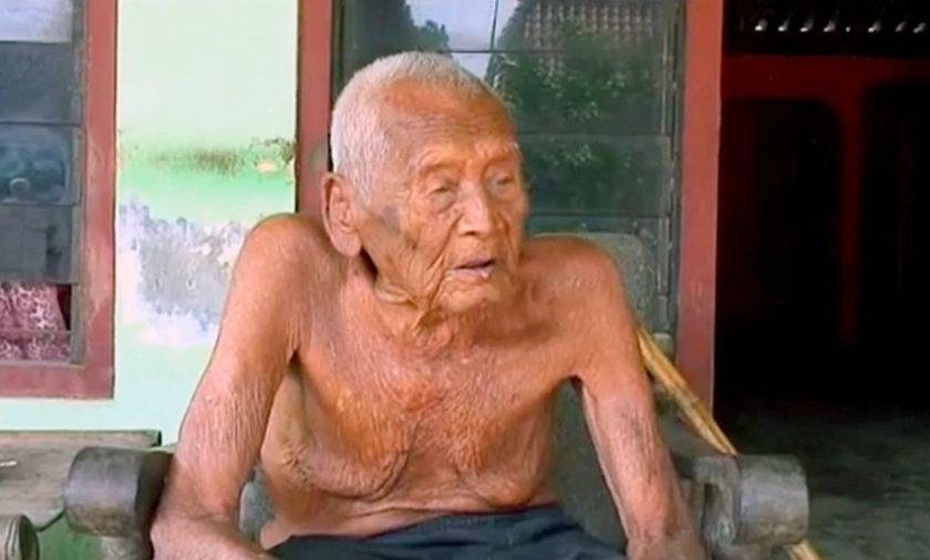 Najstarszy mężczyzna świata skończył 146 lat!
