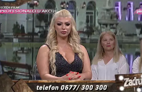 Miljanu Kulić svi znate, a ovo je NJENA rođena SESTRA od koje muškarcima PADA VILICA! FOTO