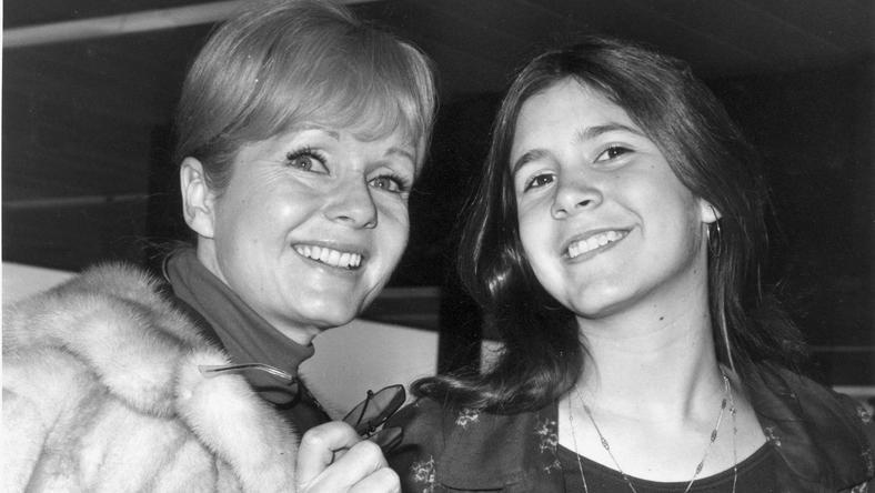 Carrie Fisher i Debbie Reynolds