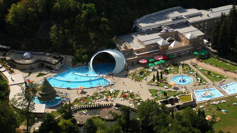 A miskolctapolcai barlangfürdő / MTI Fotó: H. Szabó Sándor
