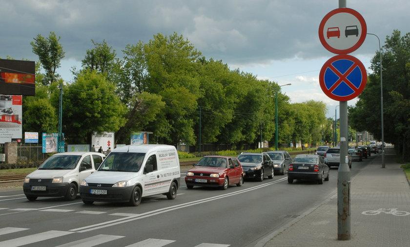 Ulica Pułaskiego