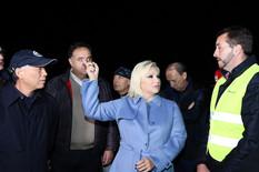 Zorana Mihajlović, Ub, Lajkovac, Radovi, Obilazak