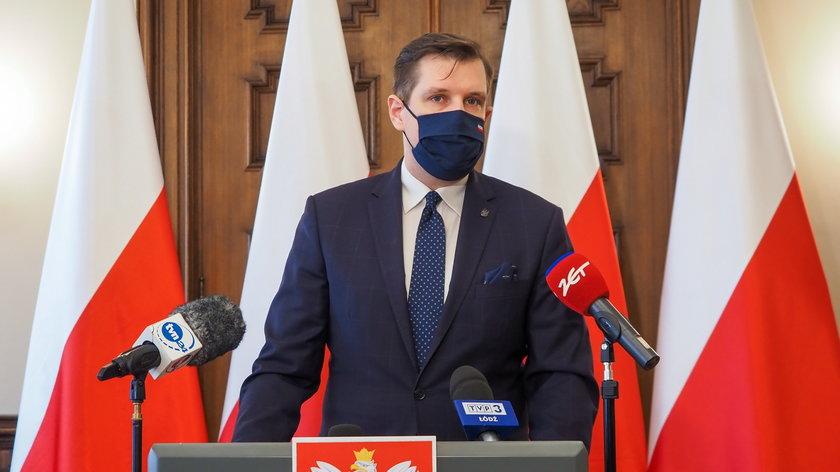 Tobiasz Bocheński, wojewoda łódzki