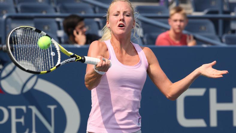 Urszula Radwańska w półfinale turnieju w Kantonie