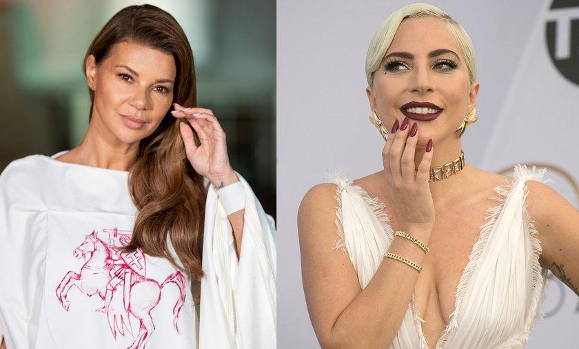 Edyta Górniak zasugerowała, że Lady Gaga jest służebnicą Szatana