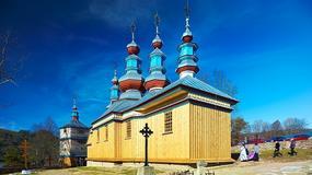 Bieszczady - cerkwie, ślady dawnych kultur i religii