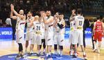 U SVETSKOM VRHU Košarkaši Srbije treći na FIBA rang listi