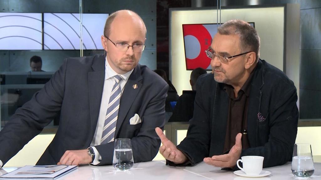 Z Kim dziś?: Jerzy Kwaśniewski, Romuald Dębski
