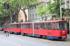 """Zastoj tramvaja kod """"Hajata"""", linije 7, 9 i 12L idu samo do pristaništa"""