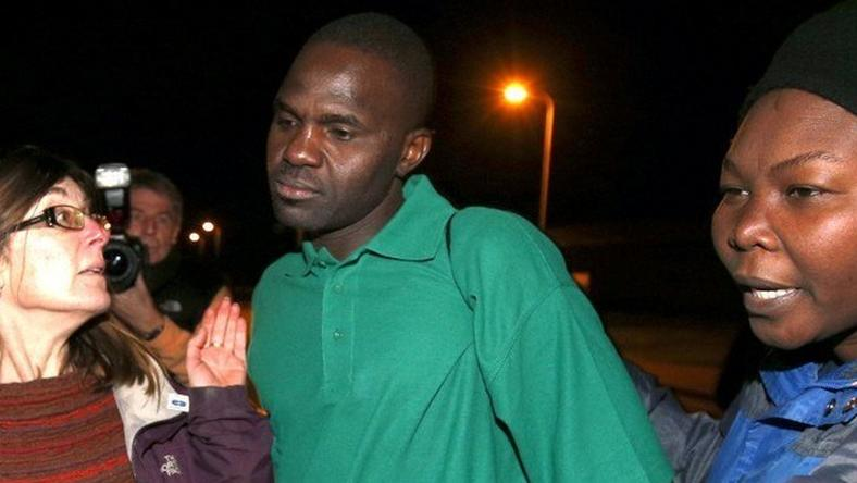 Refugee who walked through Channel Tunnel walks free from UK court