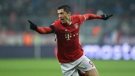 Lewandowski wiedzie prym wśród obcokrajowców w Bayernie