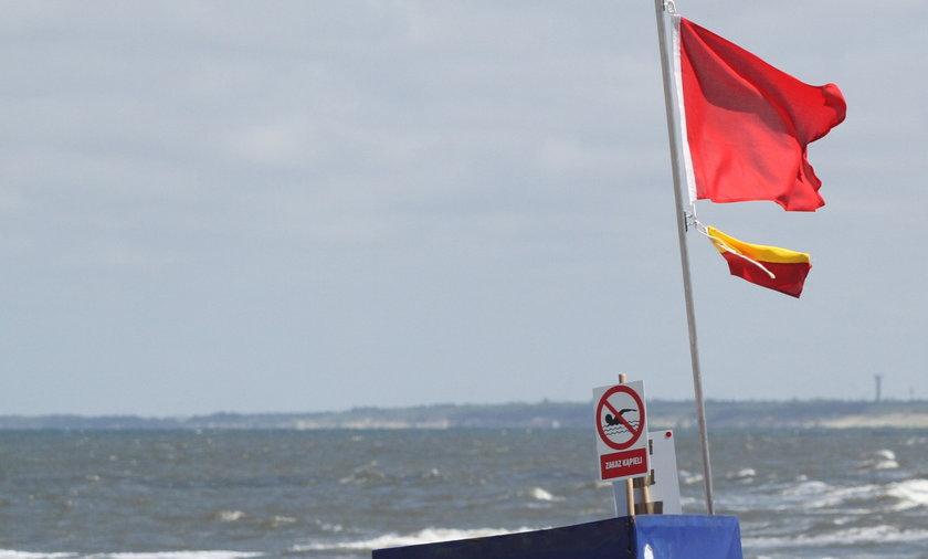 Czerwona flaga