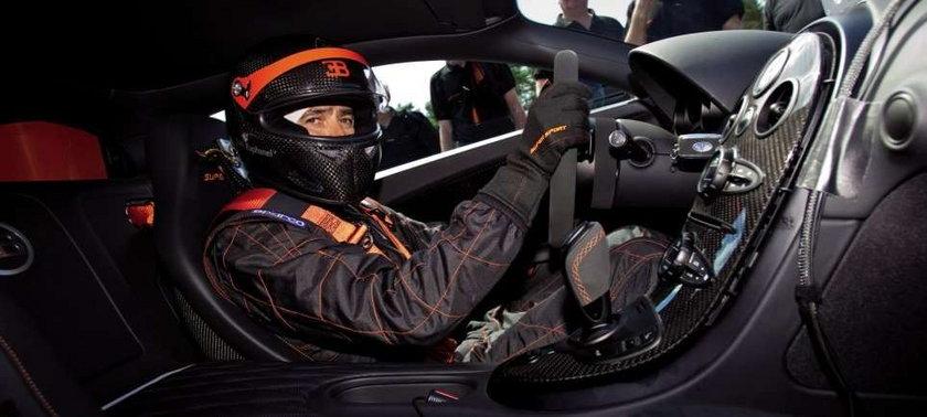 Oto najszybszy samochód świata. Zdjęcia