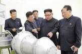 severna koreja, hidrogenska bomba, kim džong un