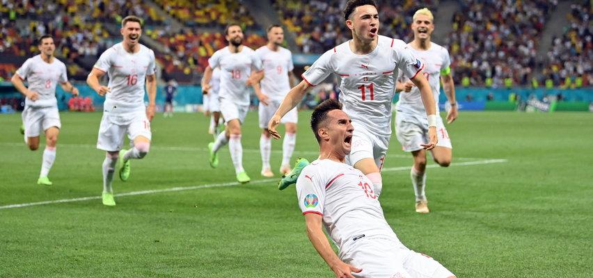 Szwajcaria wyeliminowała Francję. Reakcja kibica hitem internetu