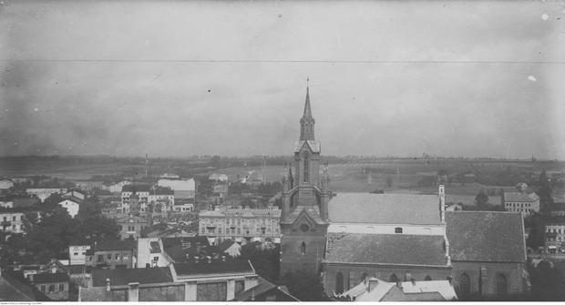 Kalisz w latach 1918 - 1936