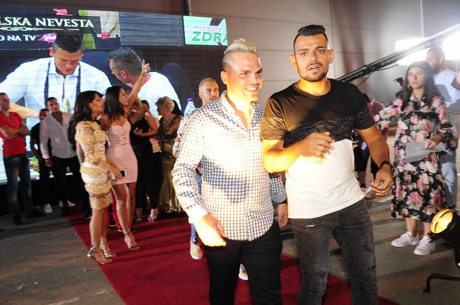 Bora Santana i Bane Čolak