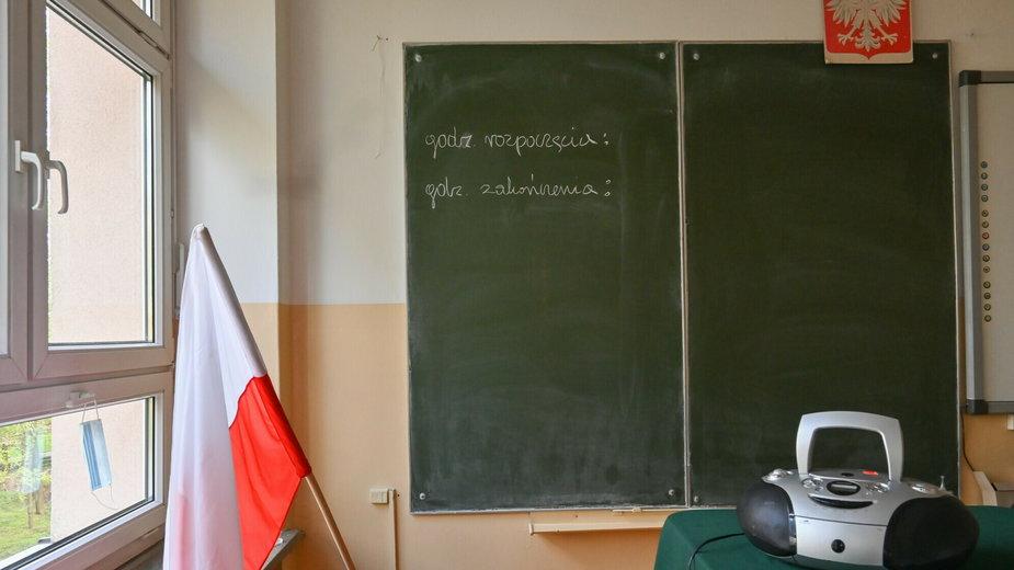 Egzamin maturalny 2021 r.