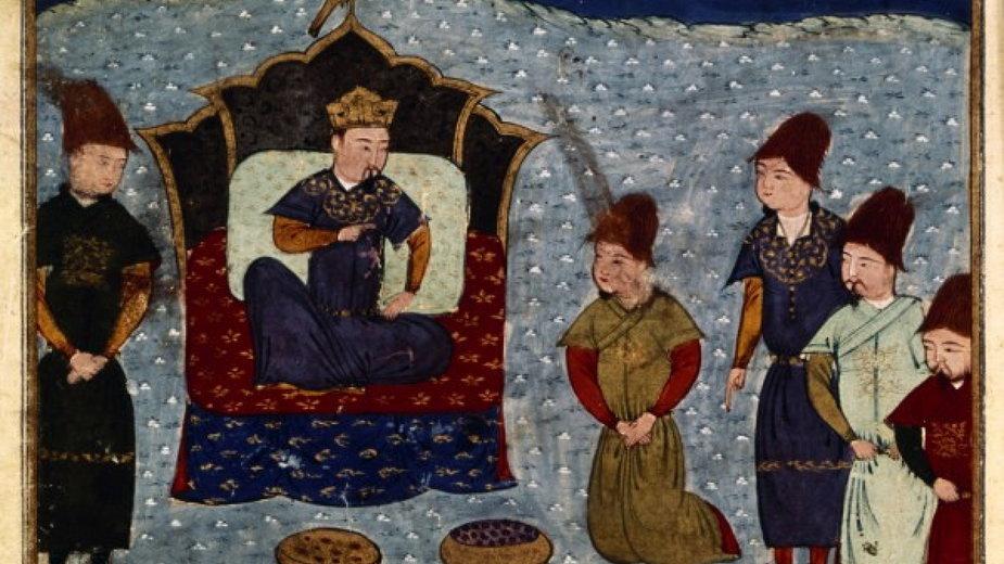 Batu-chan – władca mongolski, wnuk Czyngis-chana, syn Dżocziego, założyciel Złotej Ordy.