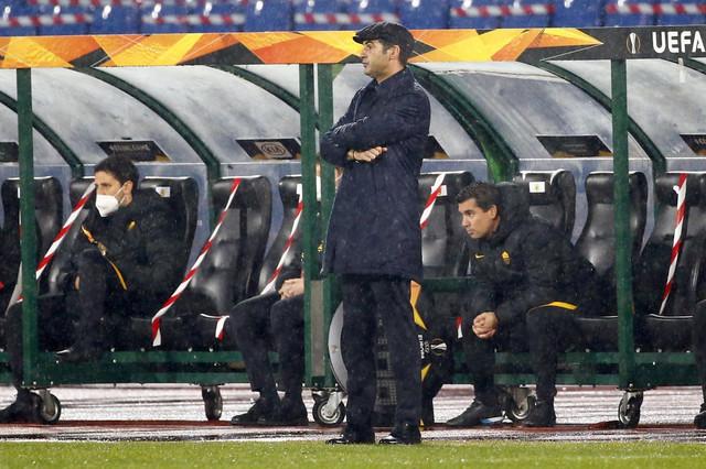 Paulo Fonseka, trener Rome