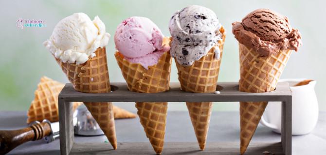 Sladoled je zdrav i ukusan desert ili kvalitetna užina za dete