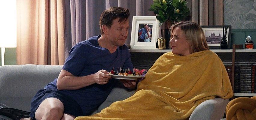 """""""Pierwsza miłość"""". Marysia spędzi noc z Michałem! Wybaczy mu zdradę?"""