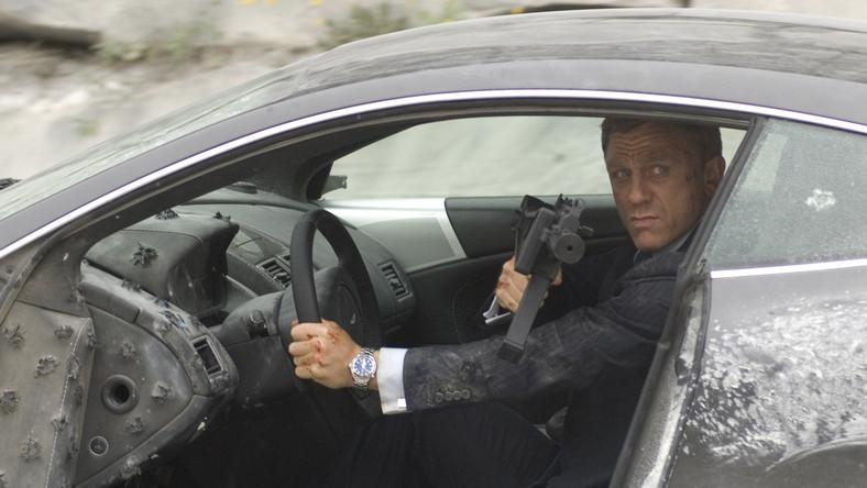 Bond stracił brytyjskie poczucie humoru
