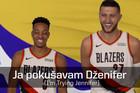 URNEBESNO Jusuf Nurkić učio NBA saigrače da pričaju naše reči /VIDEO/