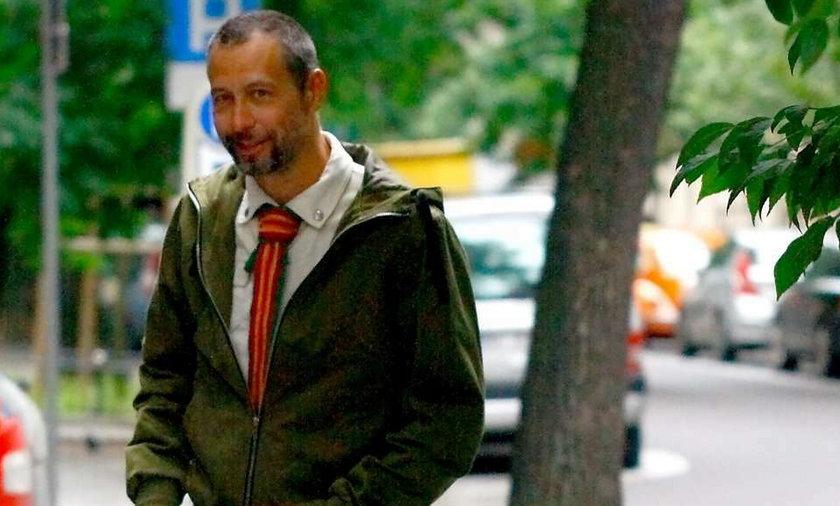 Szymon Majewski zgolił włosy! Co się stało?