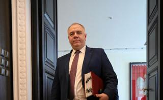Sasin: projekt ws. pedofilii trafił do Sejmu 'z intencją, by Sejm zajął się nim jak najszybciej'